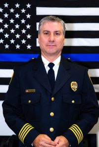 Photo of Police Chief Michael Biles