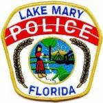 Lake Mary Police Department patch